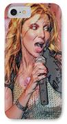 Red Hot IPhone Case by Brian Graybill