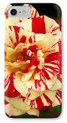 Red Yellow Rose IPhone Case