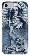 Redemption IPhone Case by Luis  Navarro