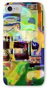 Redemption Prayer 3f IPhone Case by David Baruch Wolk