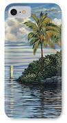 Reef Channel IPhone Case by Danielle  Perry