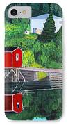 Reflections IPhone Case by Barbara Griffin