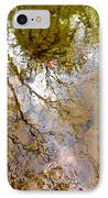 Reflections IPhone Case by Delona Seserman