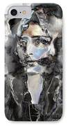 Reincarnation IPhone Case by Ursula Freer