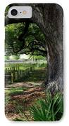 Resting In The Shade IPhone Case by Beth Vincent