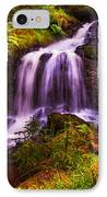 Retreat For Soul. Rest And Be Thankful. Scotland IPhone Case