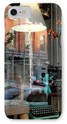 Retro Reflection IPhone Case