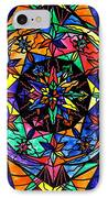 Reveal The Mystery IPhone Case by Teal Eye  Print Store