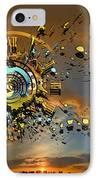 Revelation IPhone Case by Franziskus Pfleghart