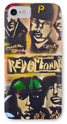 Revolutionary Hip Hop IPhone Case