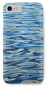 Ripples On A Scottish Loch IPhone Case by Tim Gainey