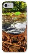 River IPhone Case by Elena Elisseeva