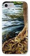 River Through Woods IPhone Case