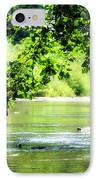 River Walk IPhone Case by Tamara Gentuso