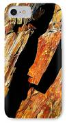 Rock Art 21 IPhone Case by ABeautifulSky Photography