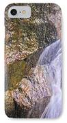 Rocks And Water IPhone Case by Elena Elisseeva