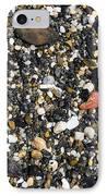 Rocks On The Beach IPhone Case by Steven Ralser