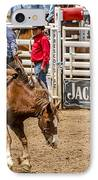 Rodeo Ride IPhone Case