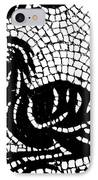 Roman Mosaic Bird IPhone Case by Mair Hunt