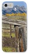 Room With A View IPhone Case by Kathleen Bishop