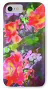 Rose 192 IPhone Case by Pamela Cooper