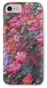 Rose 199 IPhone Case by Pamela Cooper