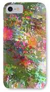 Rose 207 IPhone Case by Pamela Cooper