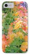 Rose 214 IPhone Case by Pamela Cooper