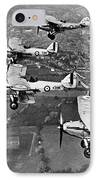 Royal Air Force Formation IPhone Case