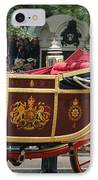 Royal Wedding  IPhone Case by Mariusz Czajkowski