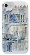 Rue Du Rivoli Paris IPhone Case