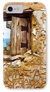 Ruined Wall IPhone Case by Carlos Caetano