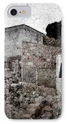 Ruins Of An Abandoned Farm House IPhone Case
