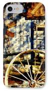 Rustic Decor IPhone Case