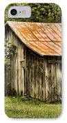 Rustic IPhone Case