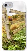 Rustic Landscapes - Broken Fence IPhone Case