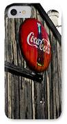 Rustic IPhone Case by Scott Pellegrin
