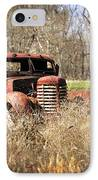 Rusting Away IPhone Case by Marty Koch