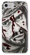 Sacrifice IPhone Case by Nick Vogt