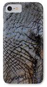 Saggy Baggy IPhone Case by Benjamin Yeager
