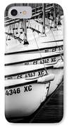Sailboats In Newport Beach California Picture IPhone Case by Paul Velgos