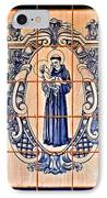 Saint Anthony Of Padua IPhone Case