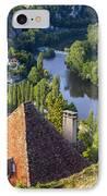 Saint Cirq Lapopie IPhone Case by Brian Jannsen