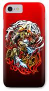 Saint Florian IPhone Case by Michael Spano
