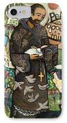 Saint Francis IPhone Case