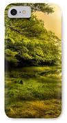 Salt Marsh Kittery Maine IPhone Case by Bob Orsillo
