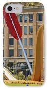 San Francisco Embarcadero IPhone Case by YJ Kostal