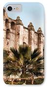 San Gabriel Mission 1899 IPhone Case by Unknown