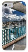 San Juan Puerto Rico Hdr Cityscape IPhone Case by Amy Cicconi