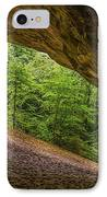 Sand Cave IPhone Case by Anthony Heflin